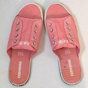 4748b71c9b0 CONVERSE ALL⭐️STAR Sneaker Slides